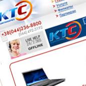 Створення інтернет-магазину електроніки KTC