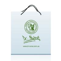 Дизайн паперового пакета для препаратів Dr. Nona