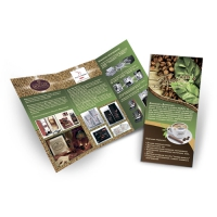 "Дизайн та друк буклетів для магазину ""Espressia"""