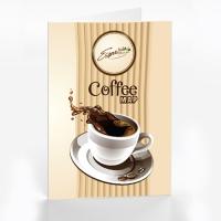 "Дизайн кава-карт для компанії ""Еспрессія"""