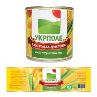 Дизайн етикетки для ТМ Укрполе №6