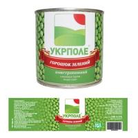 Дизайн етикетки для ТМ Укрполе №5