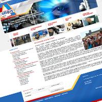 Створення сайту для охоронного агенства Atters