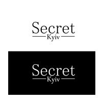"""Створення логотипу для магазину жіночого одягу  """"Secret Kyiv"""""""
