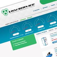 Створення сайту для ТОВ «Укркомпресормаш-Сервіс»