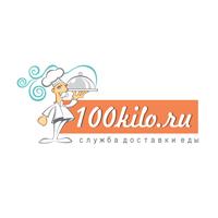 """Створення логотипу для служби доставки їжі """"100kilo"""""""