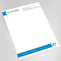 Створення фірмового бланку для Емпекс