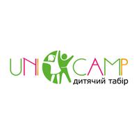 Створення логотипу для дитячого табору Uni Camp