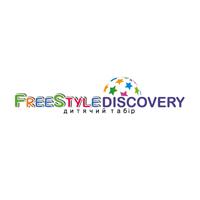 Створення логотипу для дитячого табору Freestyle Discovery
