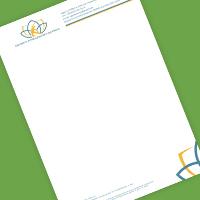 Дизайн бланку для Інституту громадського здоров