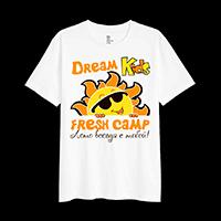 Дизайн футболки для табору Fresh Camp