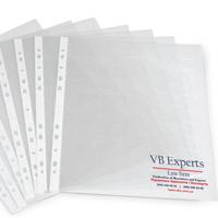 Друк на файлах А4 для VB Experts