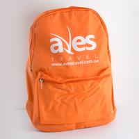 Друк логотипу на рюкзаку