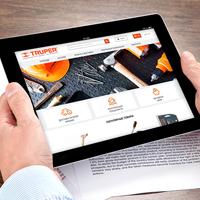 Створення сайту для інтернет-магазину інструментів