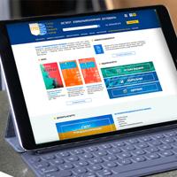 Створення сайту для Інституту зовнішньополітичних досліджень України