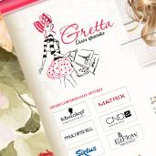 Створення сайту для салону краси Gretta