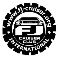 Створення логотипу для Toyota FJ Cruiser club