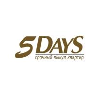 Створення логотипу для 5Days - продаж і купівля нерухомості
