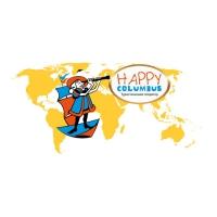 """Створення логотипу для туристичного оператора """"Happy Columbus"""""""