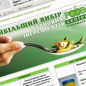 Інтернет-магазин харчових інгредієнтів Food-center