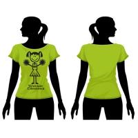 Дизайн футболки на Новий рік